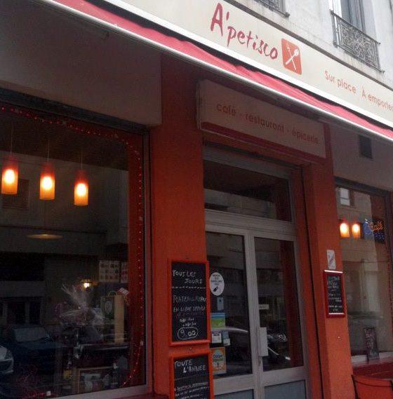 Restaurant portugais A'petisco - Lyon Charpennes