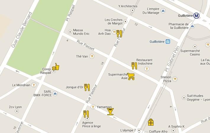 plan chinatown lyon