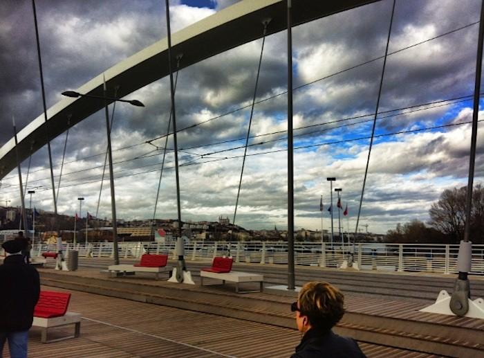 pont raymond barre Lyon 7