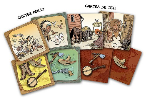 Cartes Lincoln - Jeu Opla