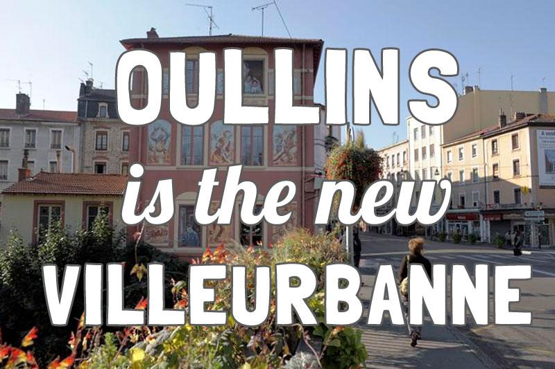 oullins-villeurbanne
