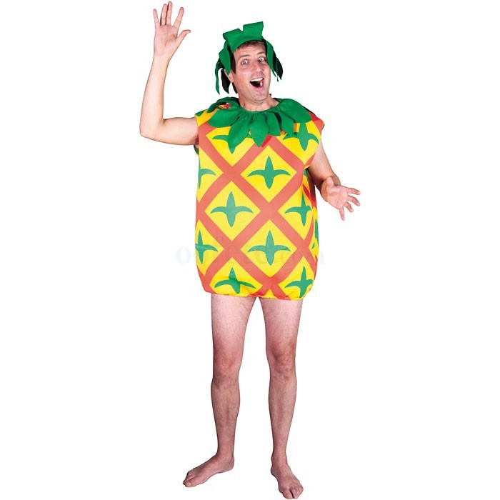 A éviter le total look ananas
