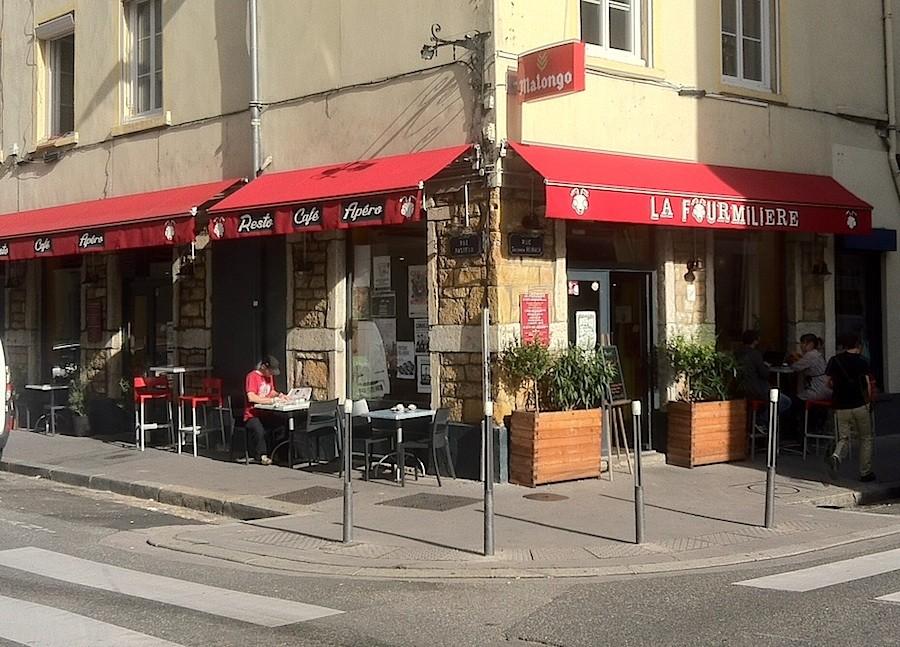Fourmiliere Lyon 1