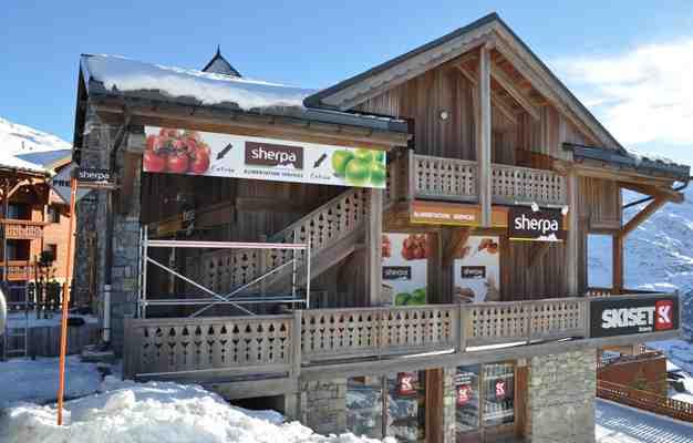 sherpa station