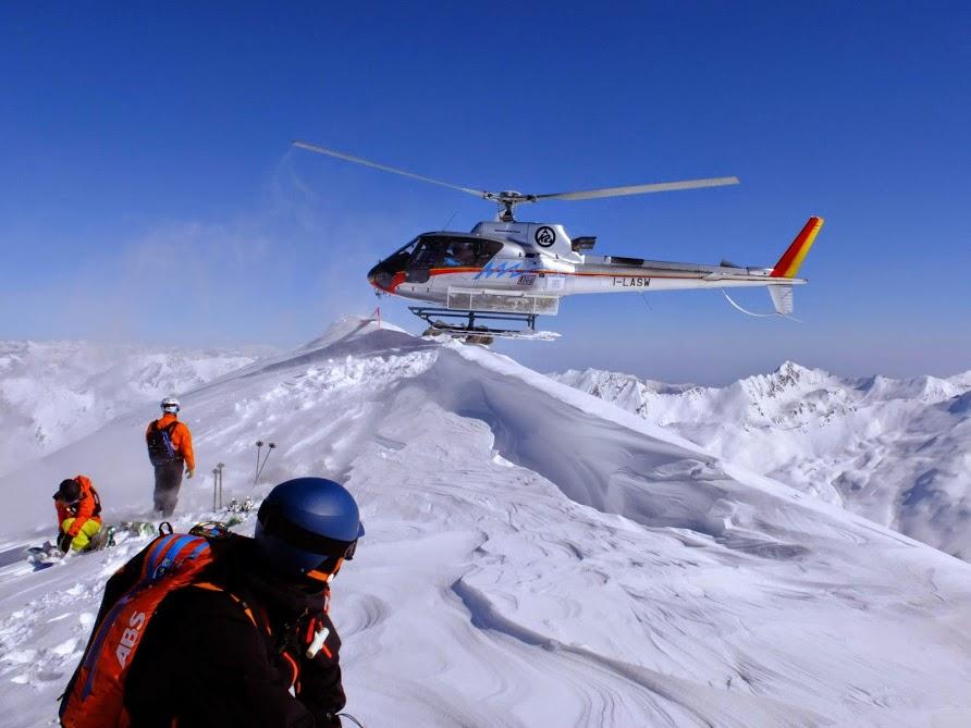 Heliski Pure Ski Company