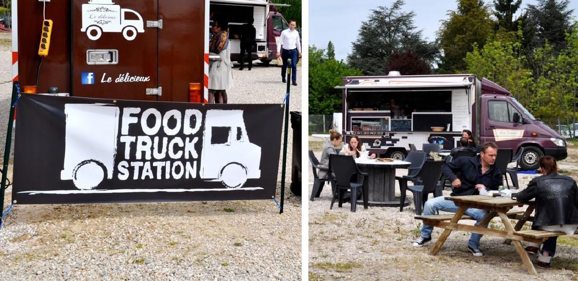 Foodtruckstation