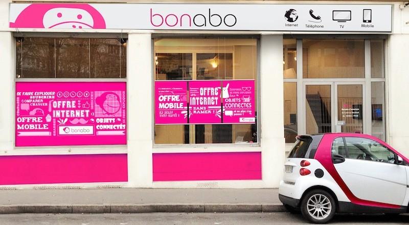 Devanture Boutique Bonabo Lyon (2)