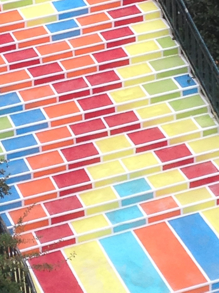 escalier prunelle lyon 2