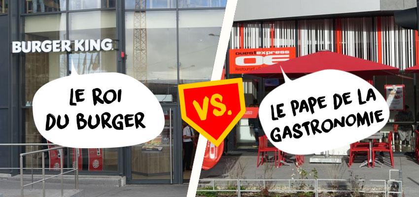 Versus-Burger