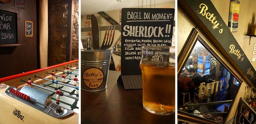 bettys bar ouvert dimanche soir Lyon Citycrunch