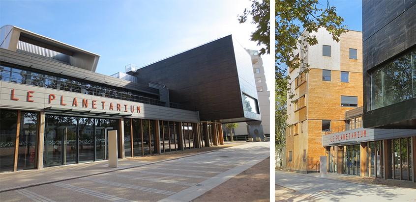 ©Ville de Vaulx-en-Velin Pierre Le Chatelier SF design Soho architectes 2014