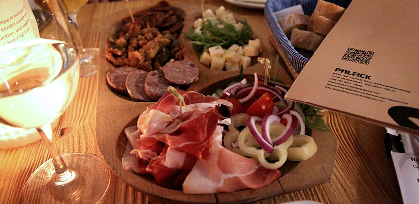 Bar à vin Palack Budapest