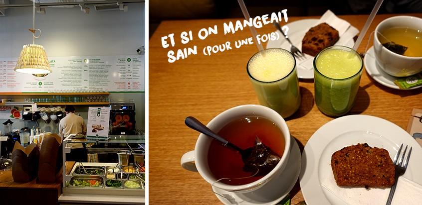 Fruccola Juice Café Budapest