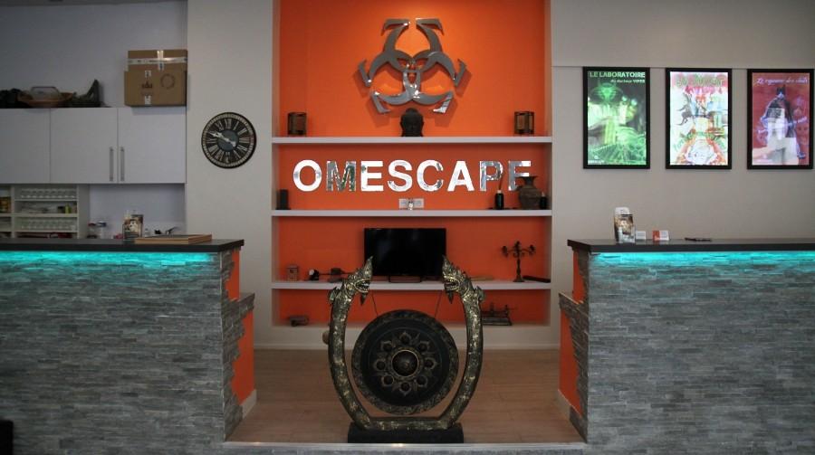 Omescape-entrée