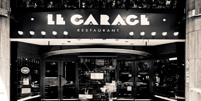 Restaurant le garage simplicit et saveurs sous le capot for Garage gacon lyon 3