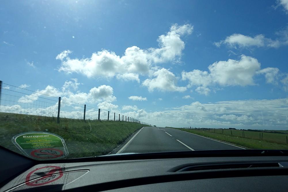 Road trip sud angleterre