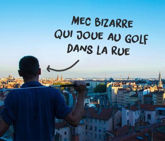 Sreet Golf Lyon