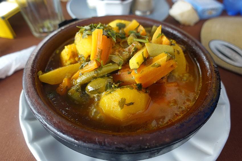 Tajine à Essaouira