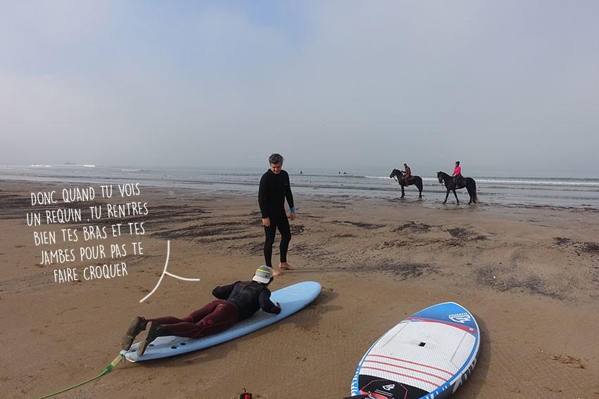 Ou faire du surf au Maroc
