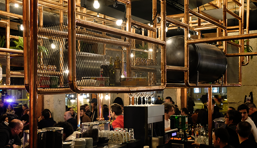 Le Grand Cafe Saxe Gambetta