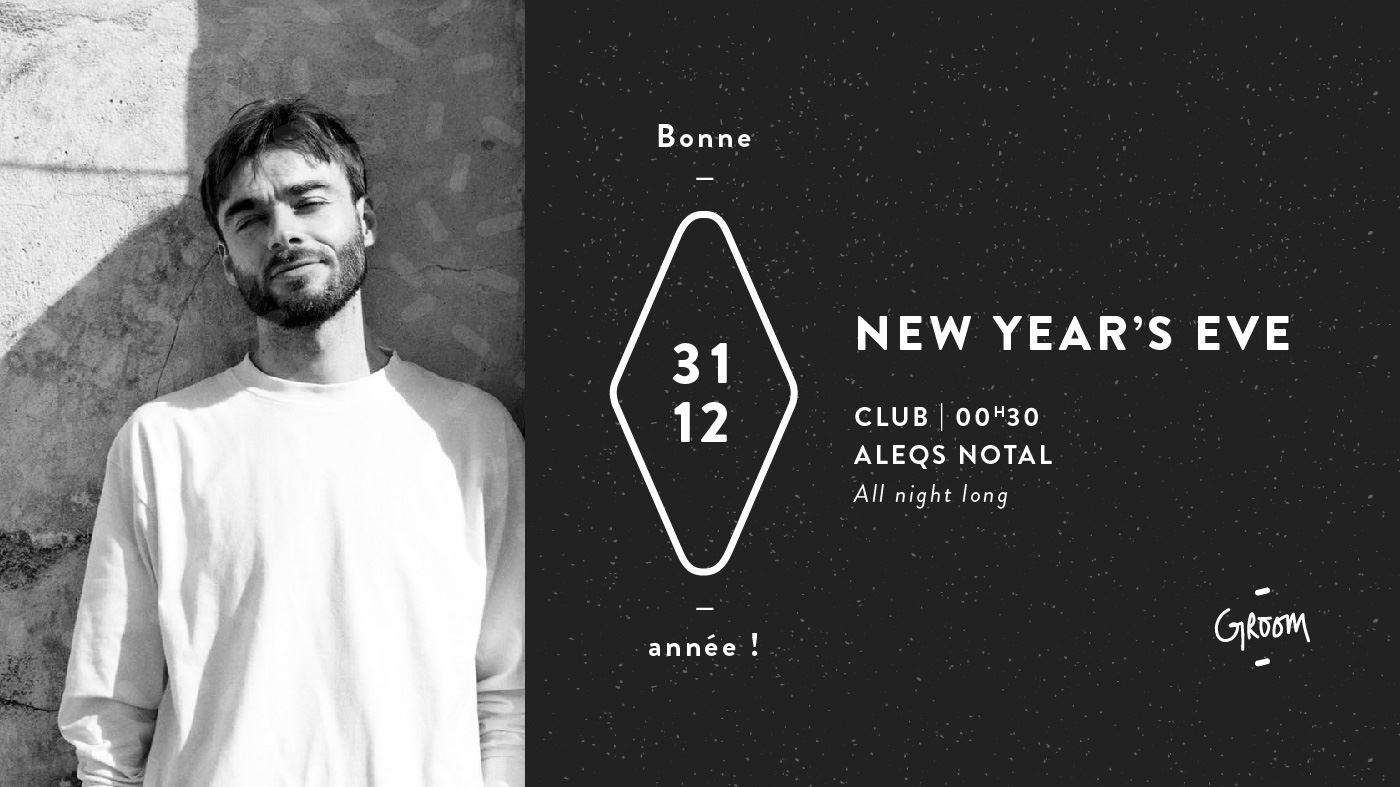 Clubbing Lyon nouvel an