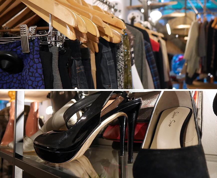 boutique vêtement dépôt vente Lyon
