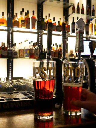 Hopstore bar à bière et burger happy hour Lyon