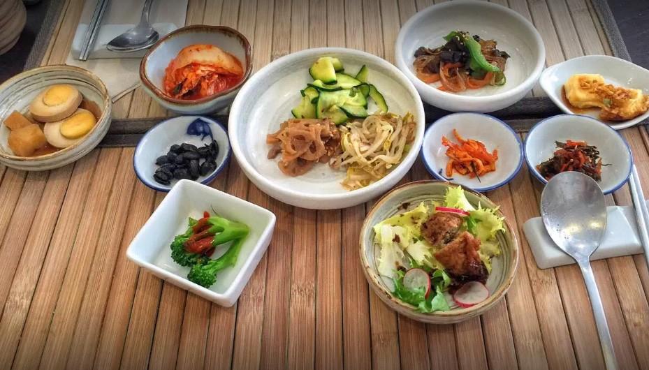 Doshilak Restaurant Coréen a Lyon