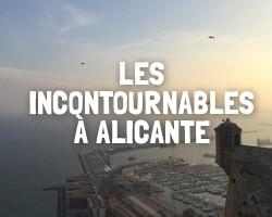 Que faire à Alicante