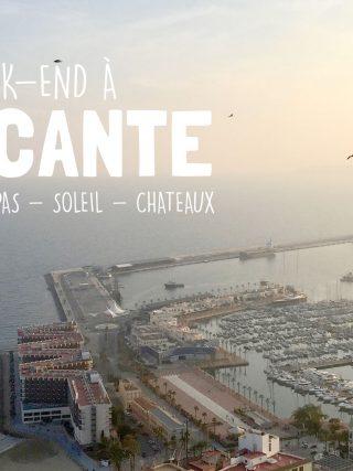 Alicante week-end