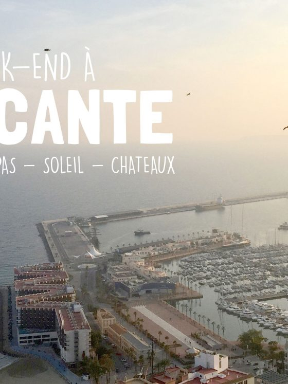 Alicante week-end