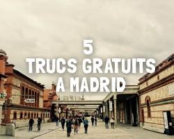 Madrid Gratuit