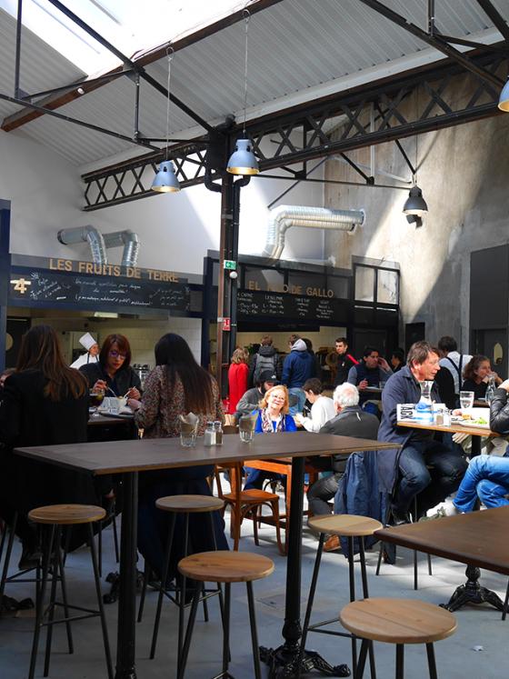 la-commune food court lyon
