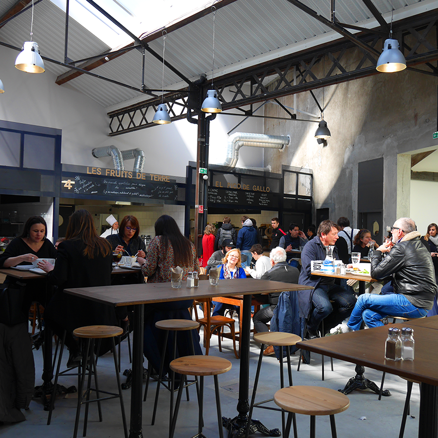 la-commune food court lyon