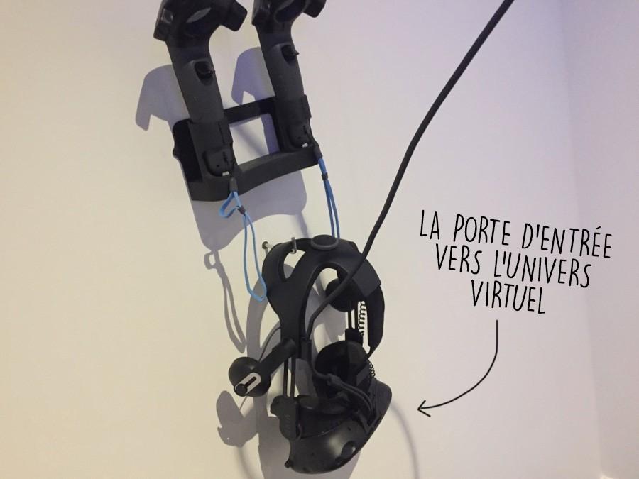 Escape Game Réalité Virtuelle Lyon
