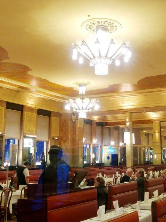 brasserie georges Lyon Citycrunch