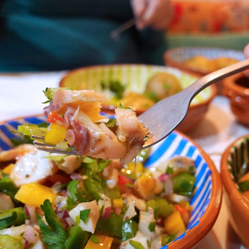 Cuisine portugaise Lyon