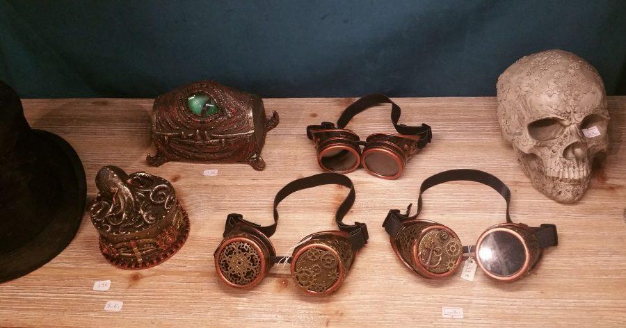 bijoux steampunk vieux lyon