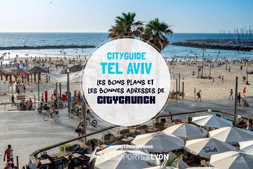 week-end à Tel Aviv