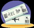 billiet d'avion moins cher