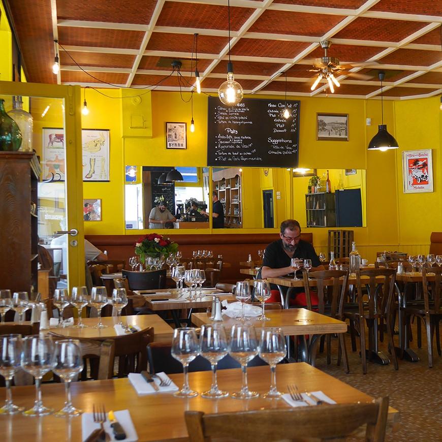 Café du nain Lyon