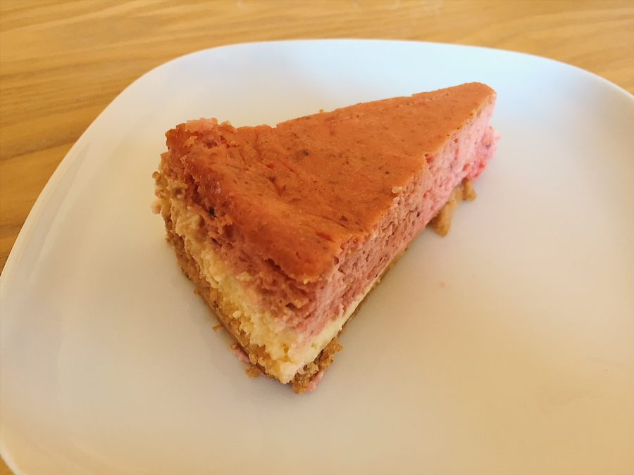 Recette Cheese cake aux pralines