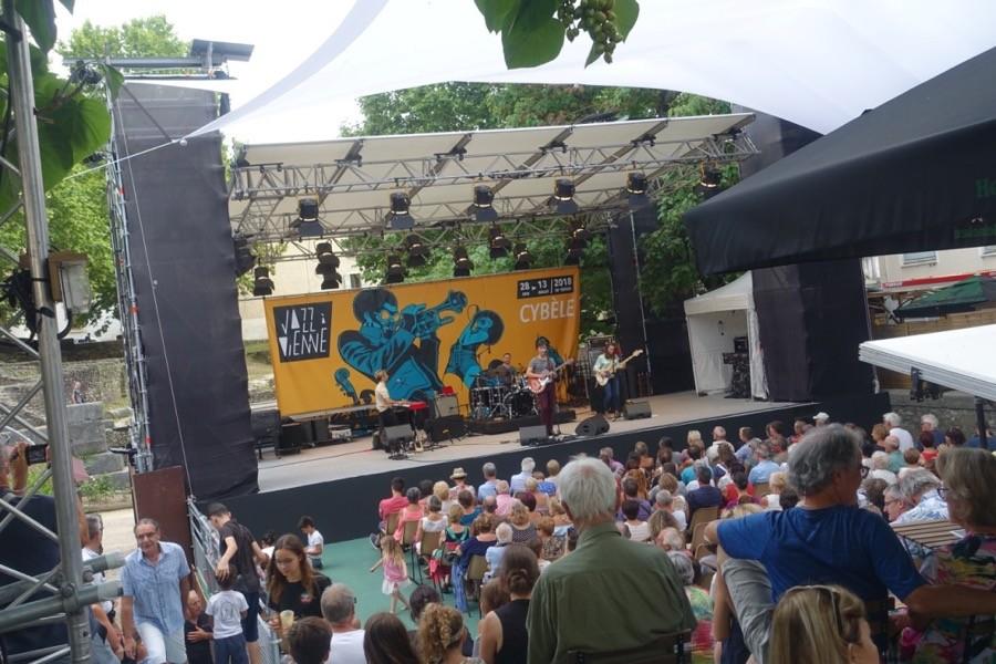 Jazz à Vienne Gratuit