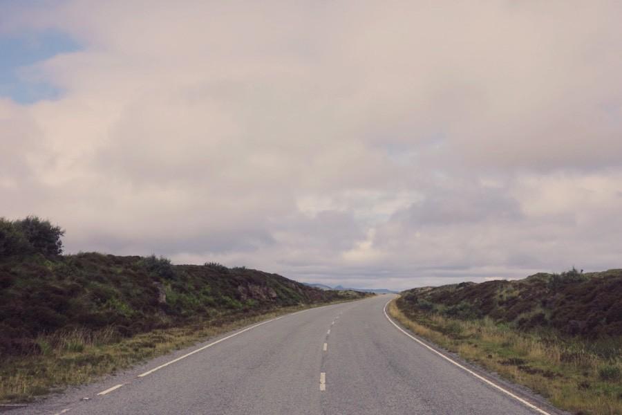 Road Trop écosse