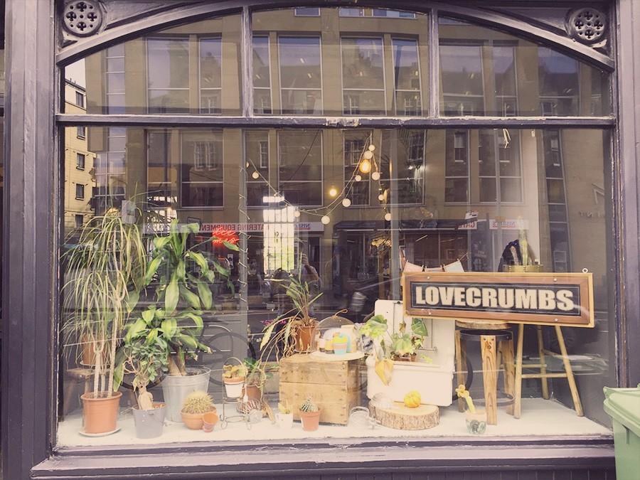 Love Crumbs Edimbourg