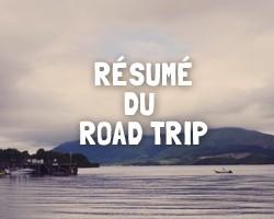 Road trip 4 jours en écosse