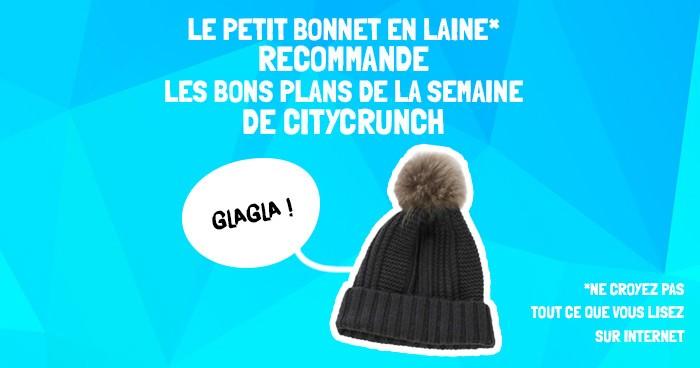 bon plan de la semaine Lyon CityCrunch