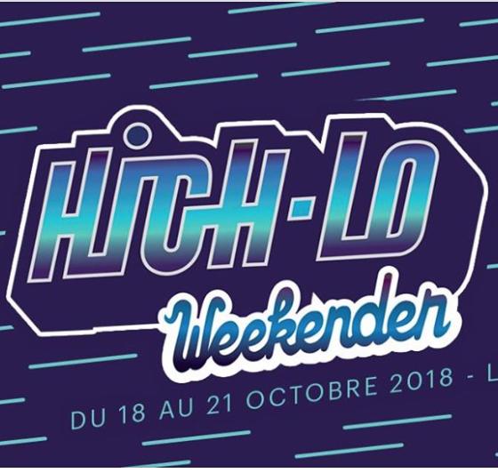 High-Lo Weekender