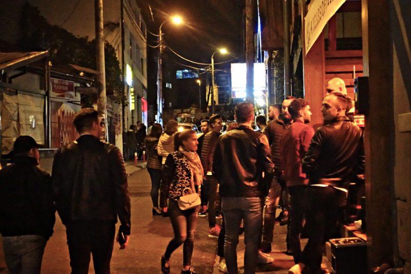 Rue des bars Cluj