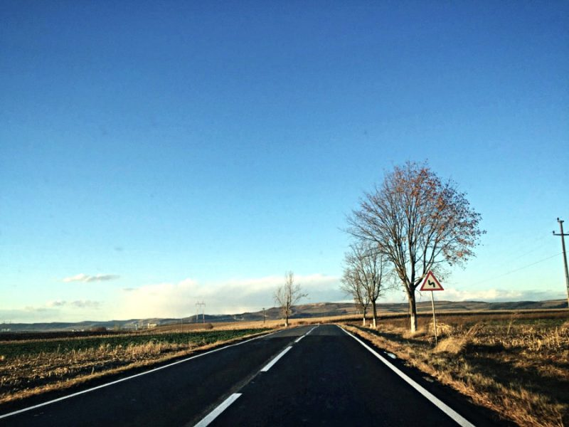 Raod Trip Roumanie